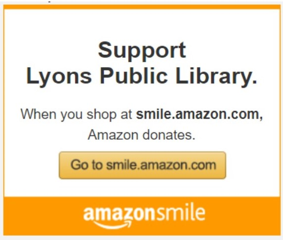 Donate to Lyons Public Library