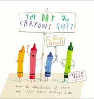 The Day the Crayons Quit -