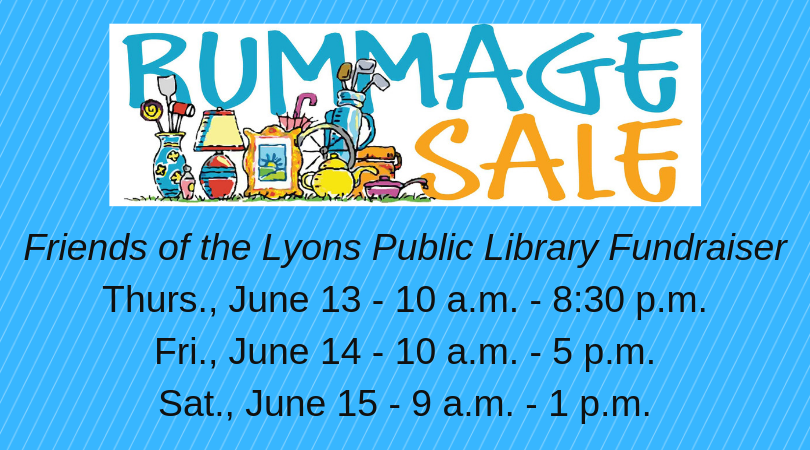 Friends of the Library Rummage Sale